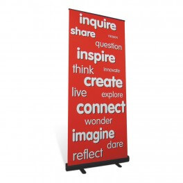 Values Roll Up Banner