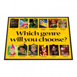 Choosing Your Genre Mat