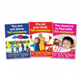 Free Yourself from Bullying Posters Set 1