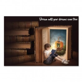 Dreams Come True Wall Graphic Mural