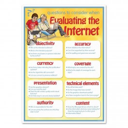 Evaluating The Internet Overview - Senior
