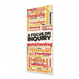 Focus on Inquiry Banner