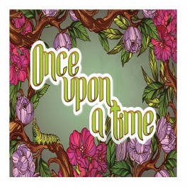 Once Upon A Time Wall Graphic Sticker