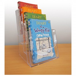 A5 Freestanding Book Display Stand (Small)