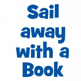 Sail Away Vinyl Lettering (Large)