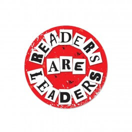 Readers are Leaders Stickers (25)