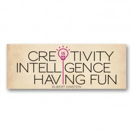 Creativity Wall Graphic Sticker
