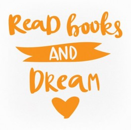 Read Books & Dream Vinyl Lettering