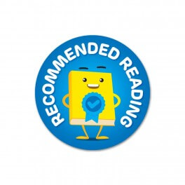 Recommended Reading Stickers Junior (40)