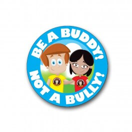 Be a Buddy Stickers (25)