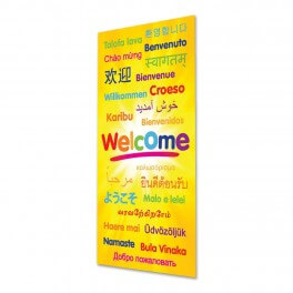 Junior Welcome Door Graphic